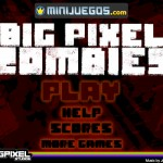 Big Pixel Zombies Screenshot