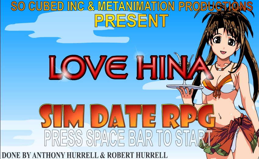 Love hina dating game