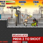 Zombie Cops of London Screenshot