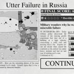 Soviet Rocket Giraffe Go Go Go! Screenshot