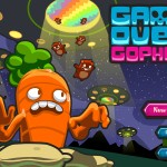 Game Over Gopher Screenshot