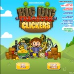 Big Dig - Treasure Clickers Screenshot
