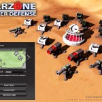 Warzone Tower Defence Screenshot