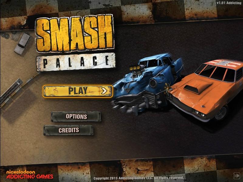 addicting car games  Smash Palace Hacked / Cheats - Hacked Online Games