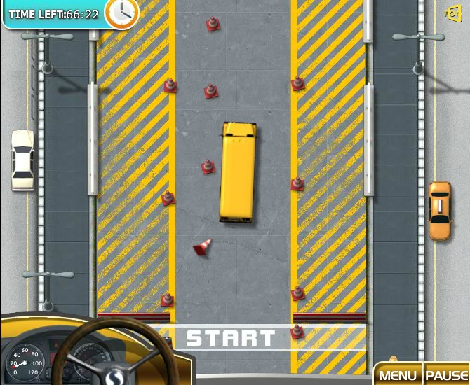 play free online games school bus licence