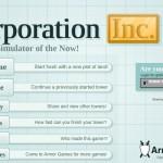 Corporation Inc. Screenshot