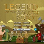Legend of the Golden Robot Screenshot