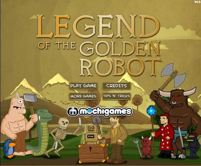 free robot games for kids online