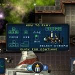 Space Cyborg Screenshot