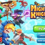 Y8 Mighty Knight 2 Screenshot