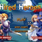 Hired Heroes Offense Screenshot