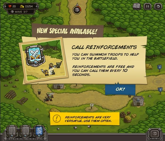 Kingdom Rush 1 Hacked / Cheats - Hacked Online Games