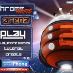 Chrome Wars 2 - Arena Screenshot