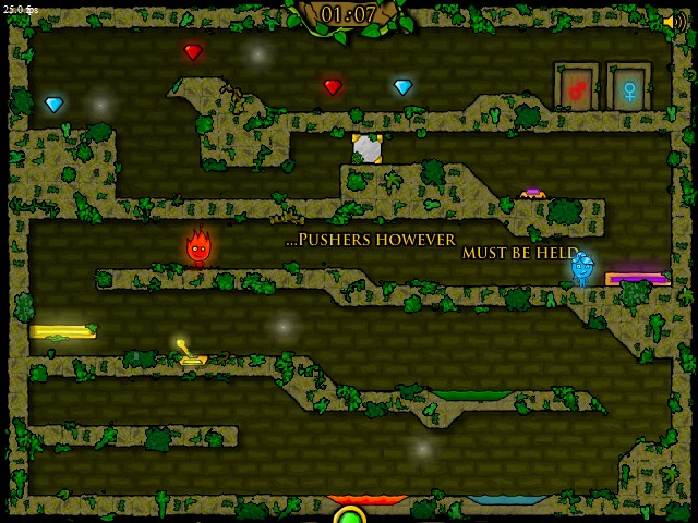 Cheats For Fireboy And Watergirl Forest Temple