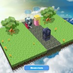 Ballad of the Cube Screenshot