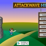 AttackWave Hero Screenshot