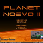 Planet Noevo 2 Screenshot