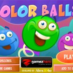 Color Balls Screenshot