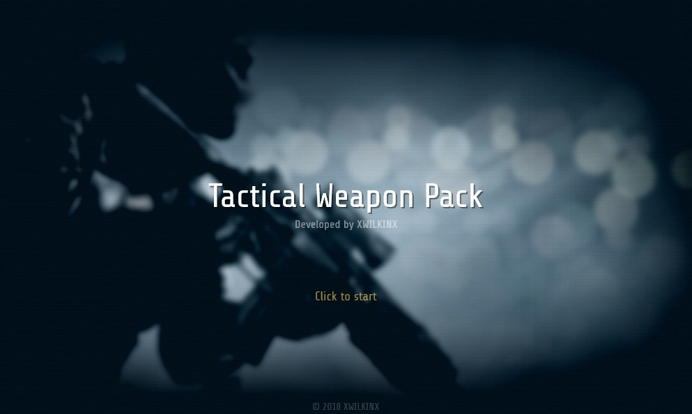 Tactical Weapon Pack Hacked / Cheats - Hacked Online Games