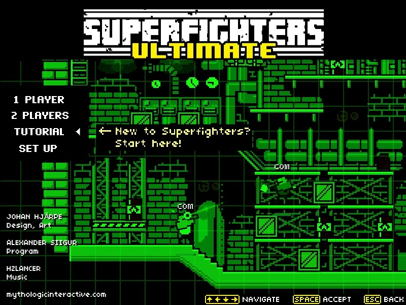 Super Fighters  Ultimate Hacked / Cheats  Hacked Online Games