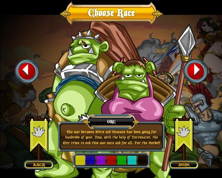 Necronator 2 Hacked / Cheats - Hacked Online Games