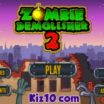 Zombie Demolisher 2 Screenshot