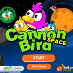 Cannon Bird Space Screenshot