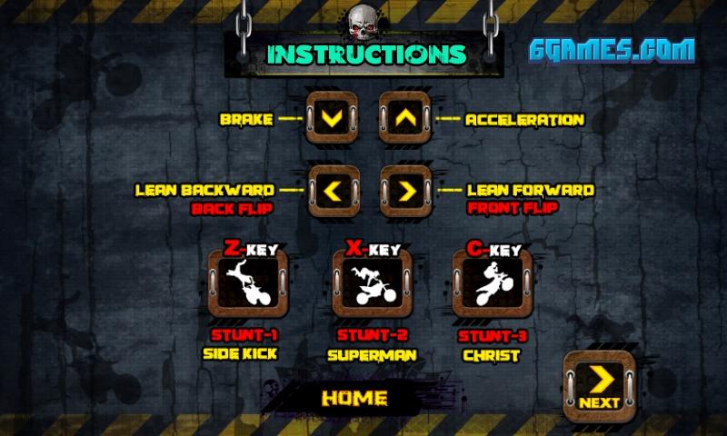 Dare Devil Games Online