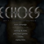 Echoes - Operation Stranglehold Screenshot