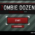 Zombie Dozen Screenshot