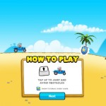 Dune Buggy Dash Screenshot