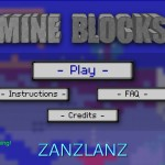Minecraft 2D - Mine Blocks Screenshot