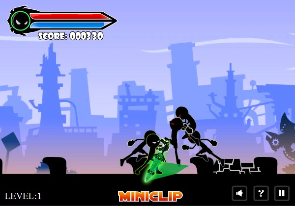 Stickman Hacked / Cheats - Hacked Online Games