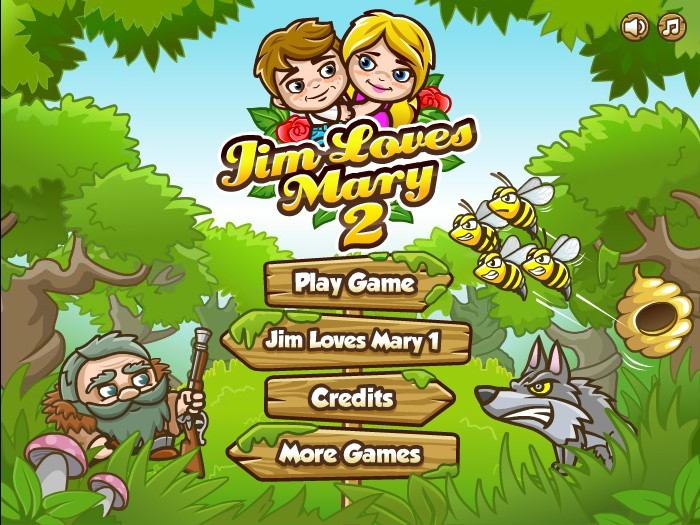 Jim Loves Mary 2 Game - Play online at Y8.com
