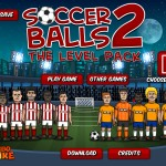 Soccer Balls 2 - Level pack Screenshot