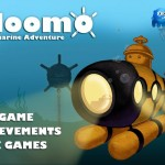 Bloomo - A Submarine Adventure Screenshot