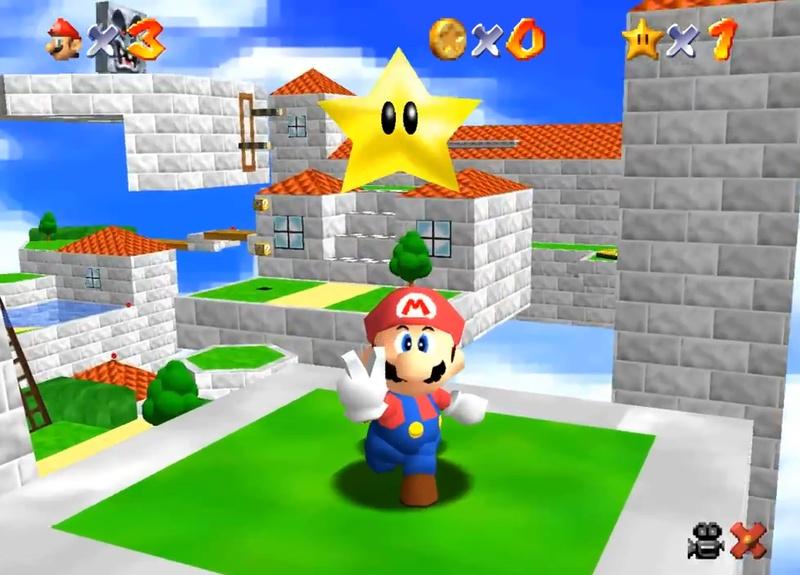 super mario 64 free online games