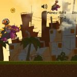 Crazy Monster Rider Screenshot