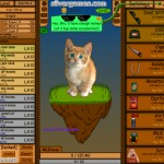 Cat Clicker MLG Screenshot