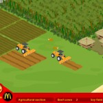 McDonald's Videogame Screenshot