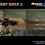Desert Rifle 2 Screenshot