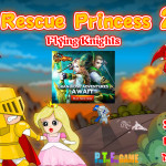 Rescue Princess 2: Flying Knights Screenshot