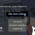 Mission in Space - the lost colony Screenshot