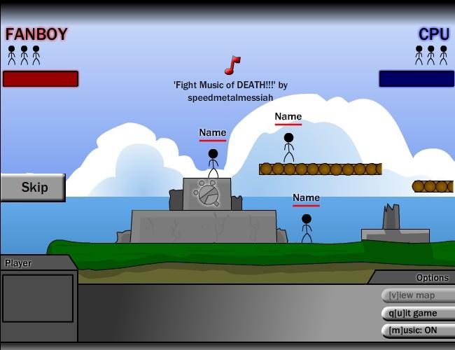 terrtory war