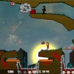 Flaming Zombooka 2 - Level Pack Screenshot