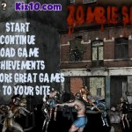 Zombie Siege Screenshot