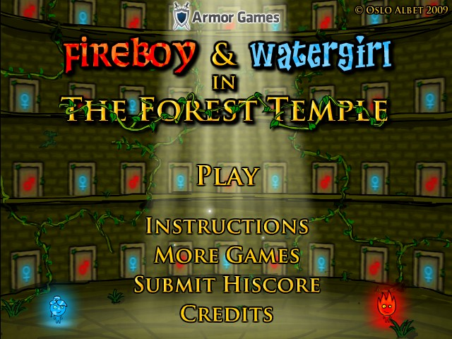 Cheats To Fireboy And Watergirl 3