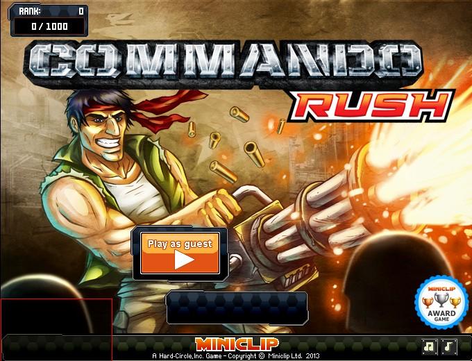 Commando: Rush hacked/cheats - Fill the best …