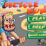 Bicycle Run Screenshot