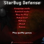 Starbug Defense Screenshot